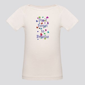 Breathe! Organic Baby T-Shirt
